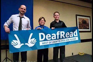 2007 DeafRead Awards